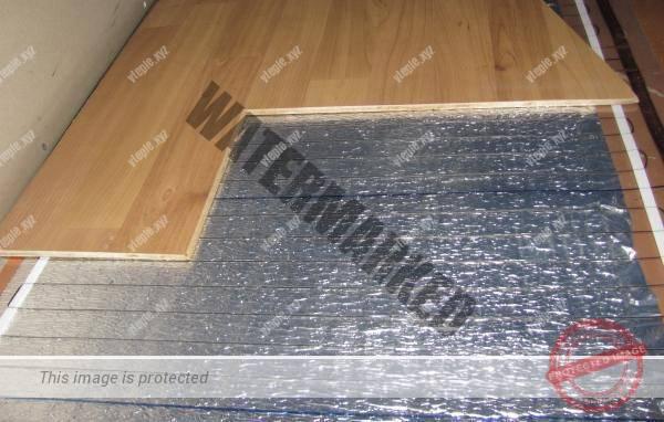 Подложка под электрический теплый пол