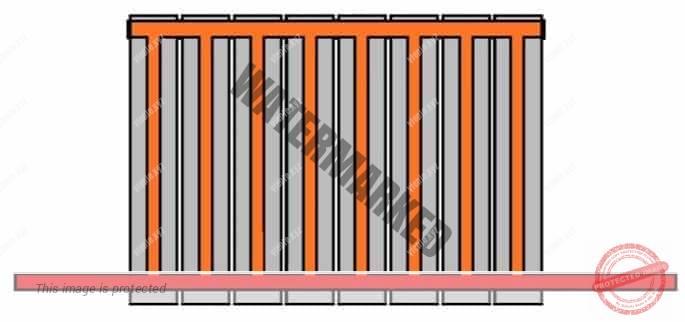 Седельное подключение радиатора отопления