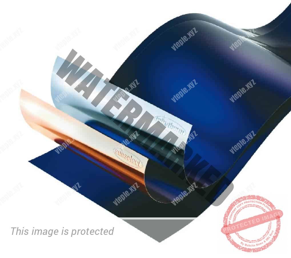 Селективное покрытие солнечного коллектора: Многослойная пленка