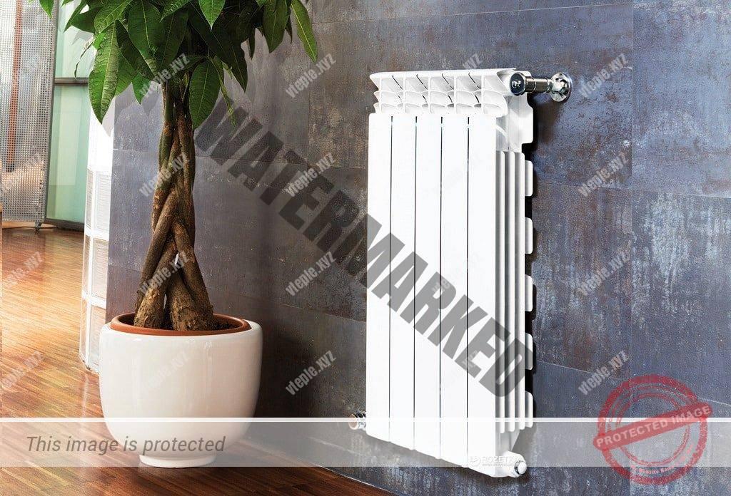 Радиатор на 5 секций