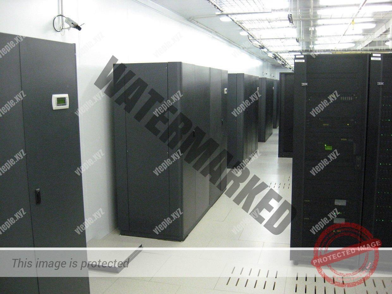 Шкафные прецизионные кондиционеры, в серверной