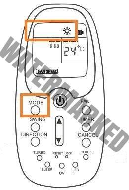 Lessar remote control