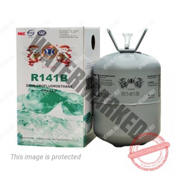 Баллон фреона R141b с коробкой