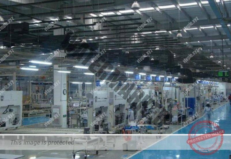 Фабрика Daikin по сборке кондиционеров в Сучжоу, Китай