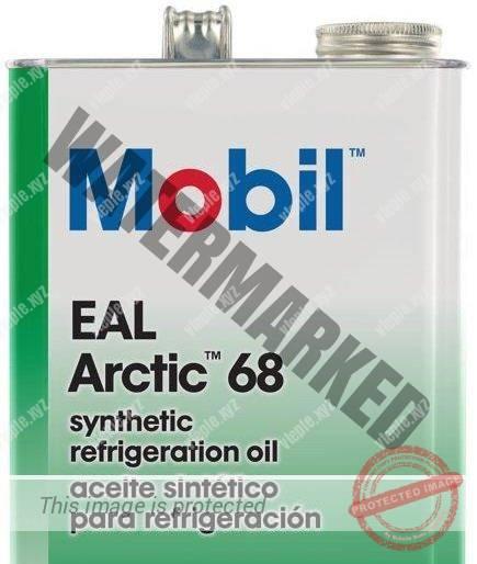 Синтетическое холодильное масло Mobil EAL Arctic 68