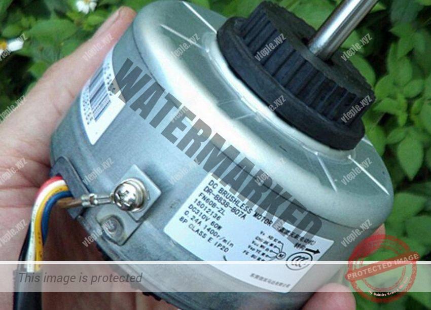 Универсальный моторчик вентилятора внутреннего блока кондиционера